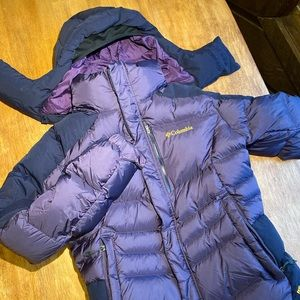 Columbia Down OmniHeat Winter Coat